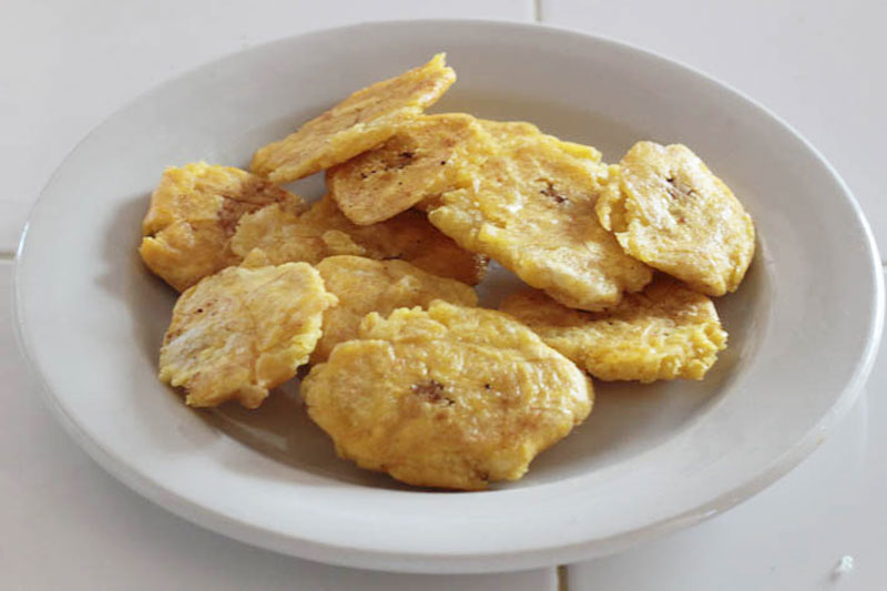 Tostones Fritos